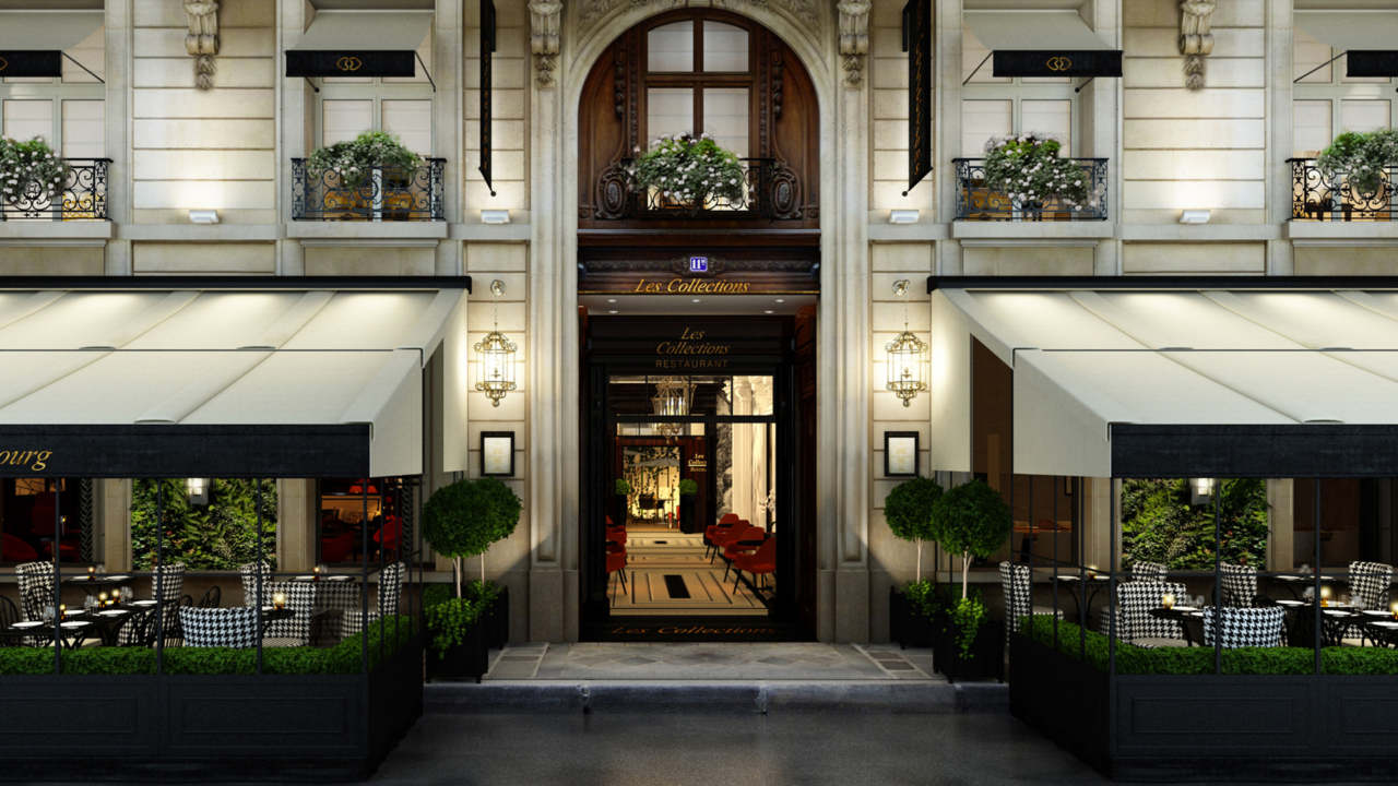 architecture et design intrieur sofitel paris