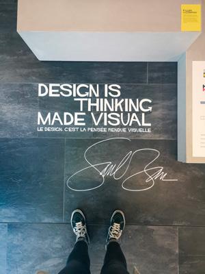 Exposition Saul Bass à la Manufacture Design