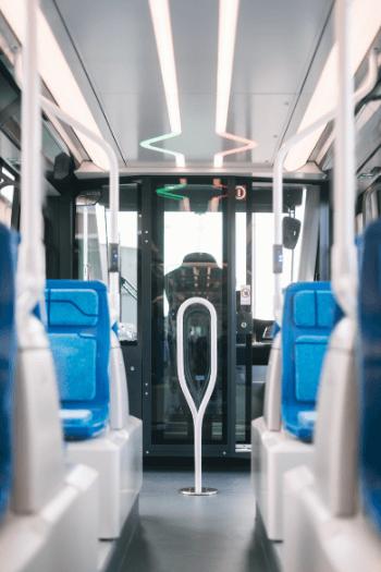 Nouveau tramway lumière
