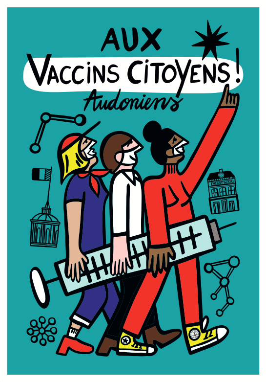 Saguez & Partners appelle à la vaccination dans le 93.